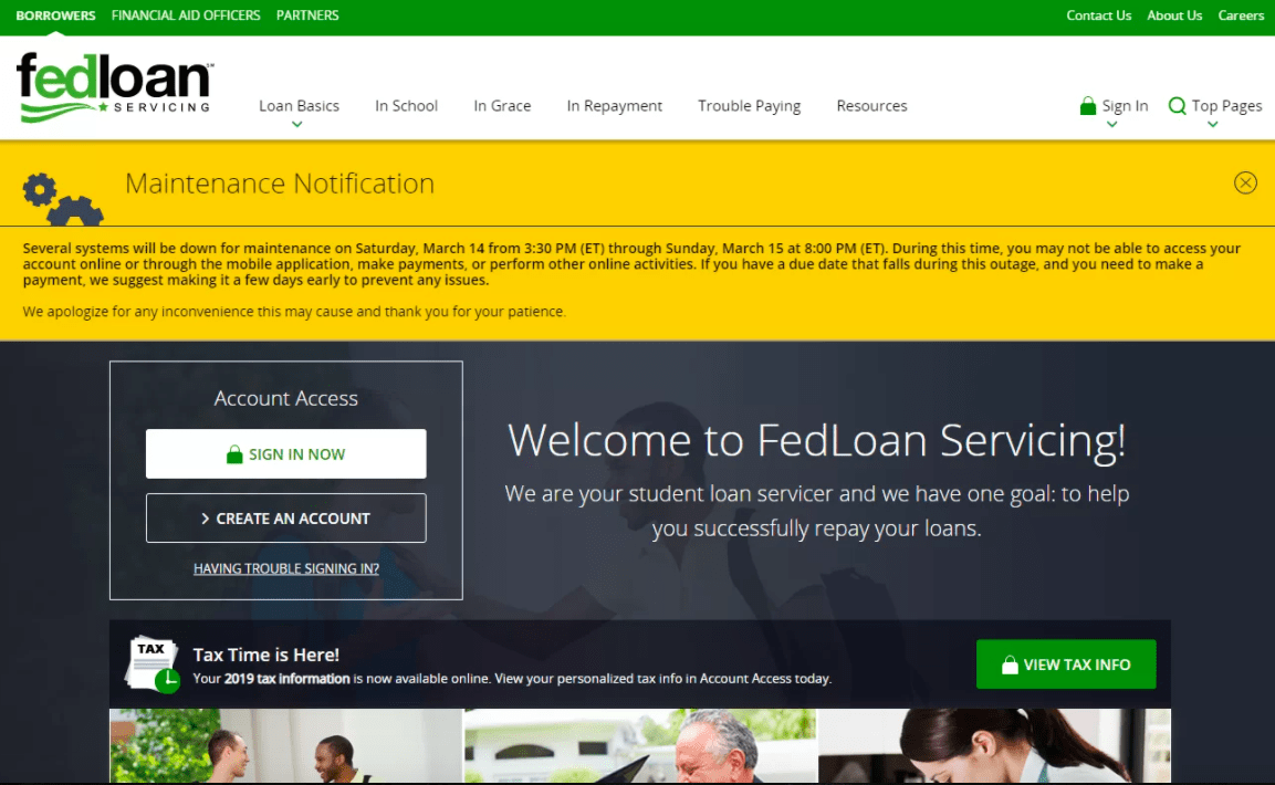 Myfedloan Review: Manage Your Student Loan Repayment At MyFedLoan.org