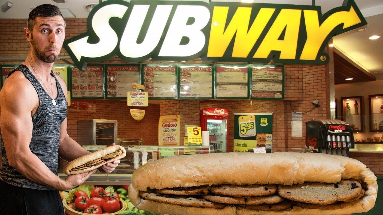 Subway Secret Menu Items