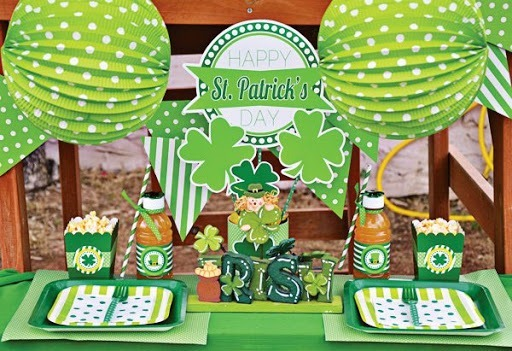 St Patrick's Day Party